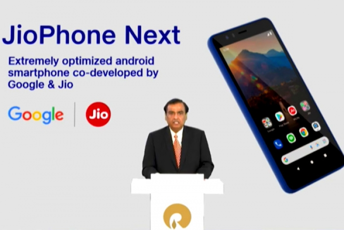 JioPhone Next With Optimised Android Experience Announced