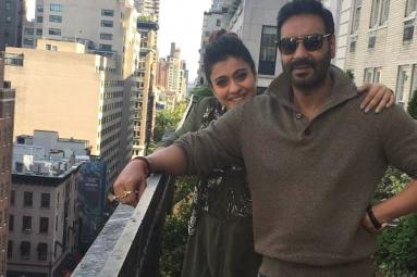 Spotted: Kajol Bonding with Ajay Devgn