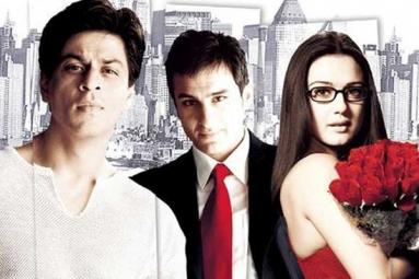 Karan Johar Gets Evocative as 'Kal Ho Naa Ho' Turns 15