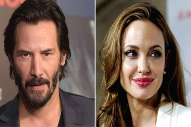 Angelina Jolie Dating Keanu Reeves? Here's What His Representative Has to Say