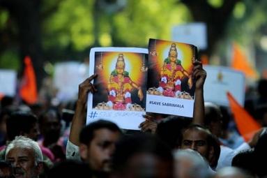 Sabarimala Row: Kerala Police Issue Warning to NRIs Inciting Riots
