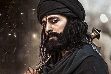 Kichcha Sudeepa's Look From Syeraa Unveiled