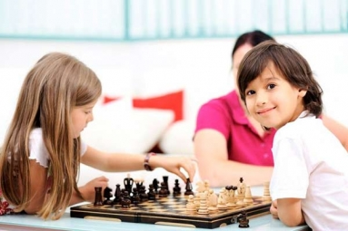 Kids for Chess Camp