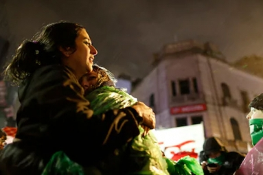 Argentina Senate Rejects Bill to Legalize Abortion