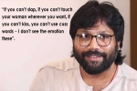 Sandeep Reddy Vanga Defends Controversial Statement, Says 'It's Not Assault, It's Liberty of Expression'