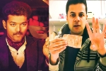 mersal movie magic, raman sharma in mersal movie, indian origin magician slams mersal makers for not paying him, Atlee