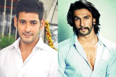 Mahesh Babu And Ranveer Singh To Work Together