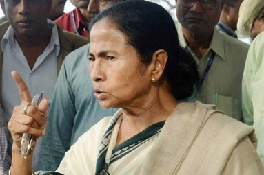 1 Million Rupees Bounty On Mamata Banarjee