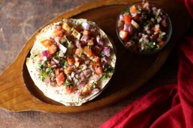 Masala Khichiya Papad Recipe