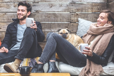 Singles Say 'Meaningful Conversation' Most Important Factor When Looking for a Relationship