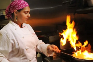 Meet Maneet Chauhan Who Is Bringing Mumbai Street Food to Nashville