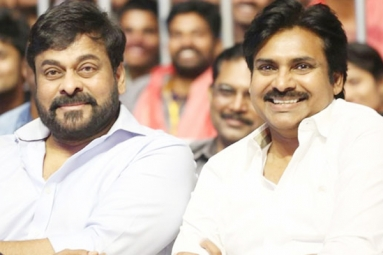 Megastar to unveil Agnyaathavaasi Audio