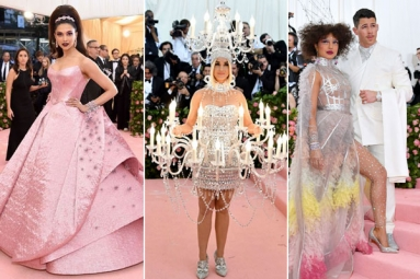 Here's Everything You Missed from the Met Gala 2019
