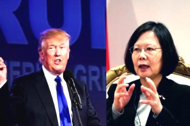 Mike Pence says Trump's talk with Taiwan leader just a courtesy call!