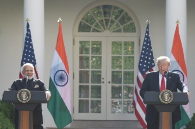 President Trump and PM Narendra Modi's Joint Statement