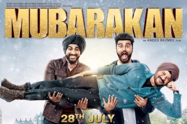 Mubarakan Hindi Movie