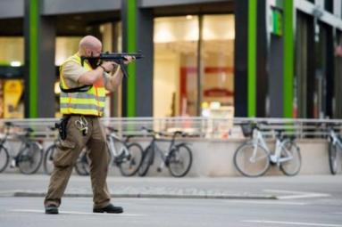 Horrific attack in Munich shopping mall, shooter kills nine in cold blood!
