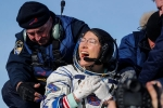 NASA Astronaut sets New Spaceflight Record of 328 days