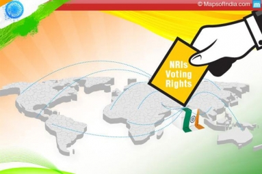Tremendous Increase in NRI Voter Registrations tells Election Commission of India
