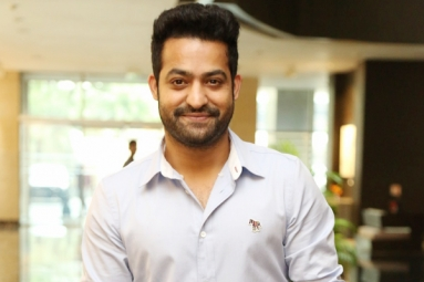 NTR Reaches his Target in Style