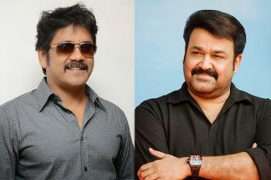 Nag and Mohanlal join Hands for Marakkar