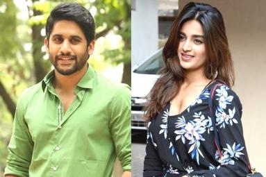Chaitu To Romance Niddhi Agerwal?