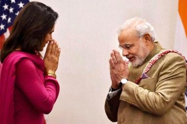 'Namaste... and Sorry': Tulsi Gabbard's Message to PM Modi