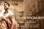 Nani Has High Hopes On Shyam Singha Roy