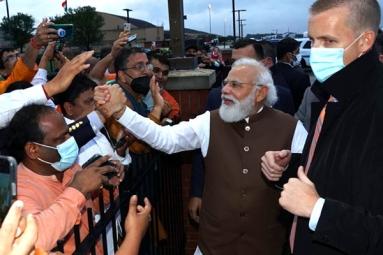 Narendra Modi To Meet Joe Biden Before The Quad Summit