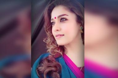 Nayanthara joins Balakrishna's shoot