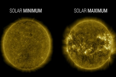 The New Solar Cycle begins and it's likely to disturb activities on earth