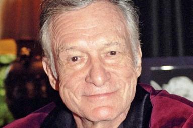 """""""PLAYBOY"""" Hugh Hefner dies at 91"""