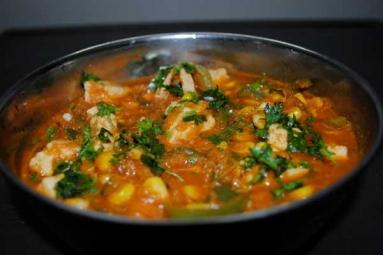 Delicious Paneer and Corn Korma Recipe