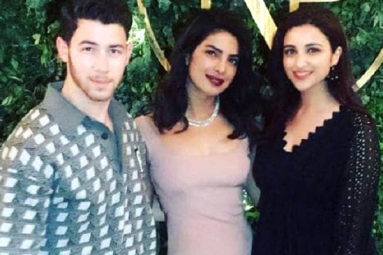 Parineeti Asks $5 mn As Shoe-Hiding Fee From Nick Jonas
