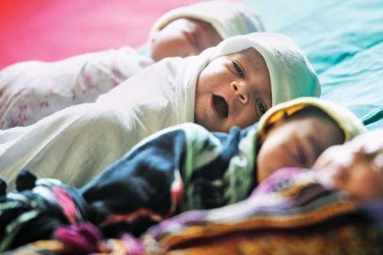 Over 2 Lakh Indian Children Killed Due to Pneumonia, Diarrhoea in 2016