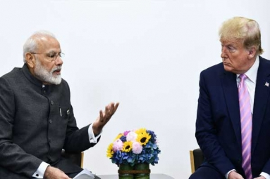 Political Storm in India as Donald Trump Claims Narendra Modi Asks for Kashmir Mediation
