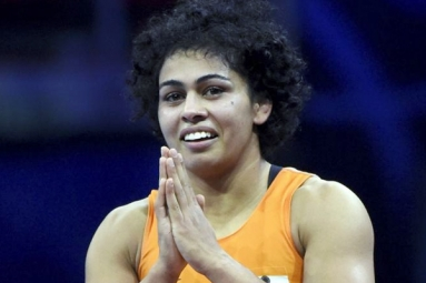 Pooja Dhanda Wins Bronze Medal at World Wrestling Championships