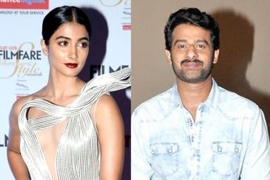 Pooja Hegde All Set To Romance Prabhas