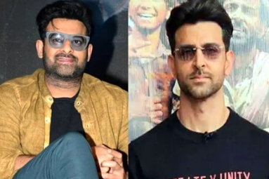 Prabhas and Hrithik Roshan joining hands for a multi-starrer?