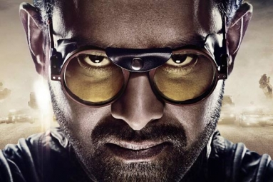 Prabhas Unveils a New Look from Saaho