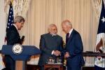 PM Modi Held A Telephonic Conversation With U.S President Elect Joe Biden