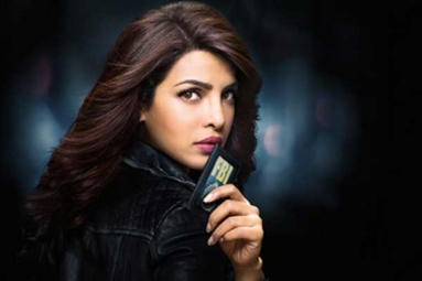 Indian Actress Priyanka Chopra Apologizes Over 'Quantico' Episode