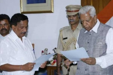 Governor of Karnataka appoints Controversial Lawmaker as Pro tem Speaker