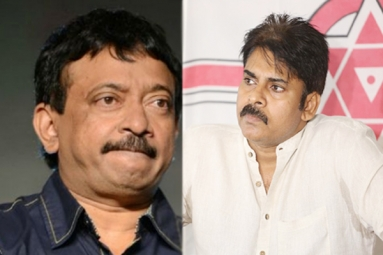 RGV attacks Pawan with his Tweets