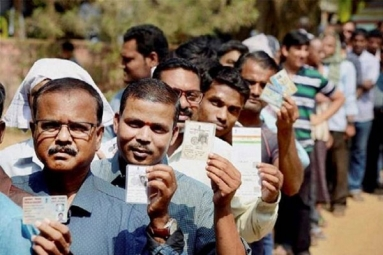 RR Nagar Karnataka Assembly Polls: 34% Voter Turnout till 1 p.m.