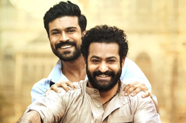 Date Locked for RRR Promotional Song