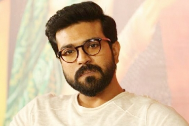 Ram Charan is Super Fit and Set for RRR Shoot