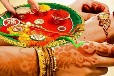 Raksha Bandhan 2019: Things You Must Place on the Rakhi Thal