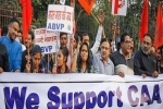 Rallies in support of CAA, NRC by Indian-Americans in US
