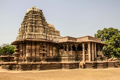 800-Year-Old Ramappa Temple in Warangal Nominated for UNESCO World Heritage Tag